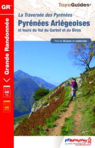 topo-guide GR10 Pyrénées Ariégeoises