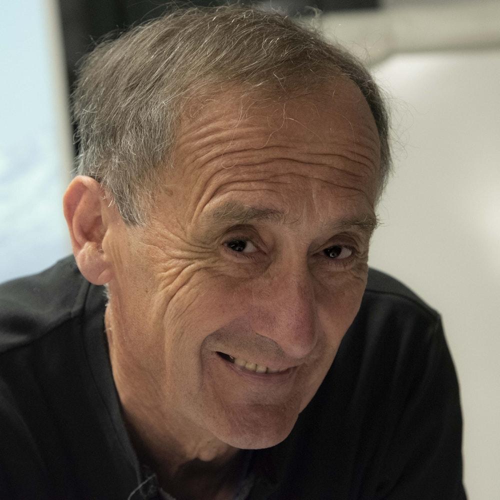 François MARADINI - membre de La Rando de L'Aubo et formateur CDRP09