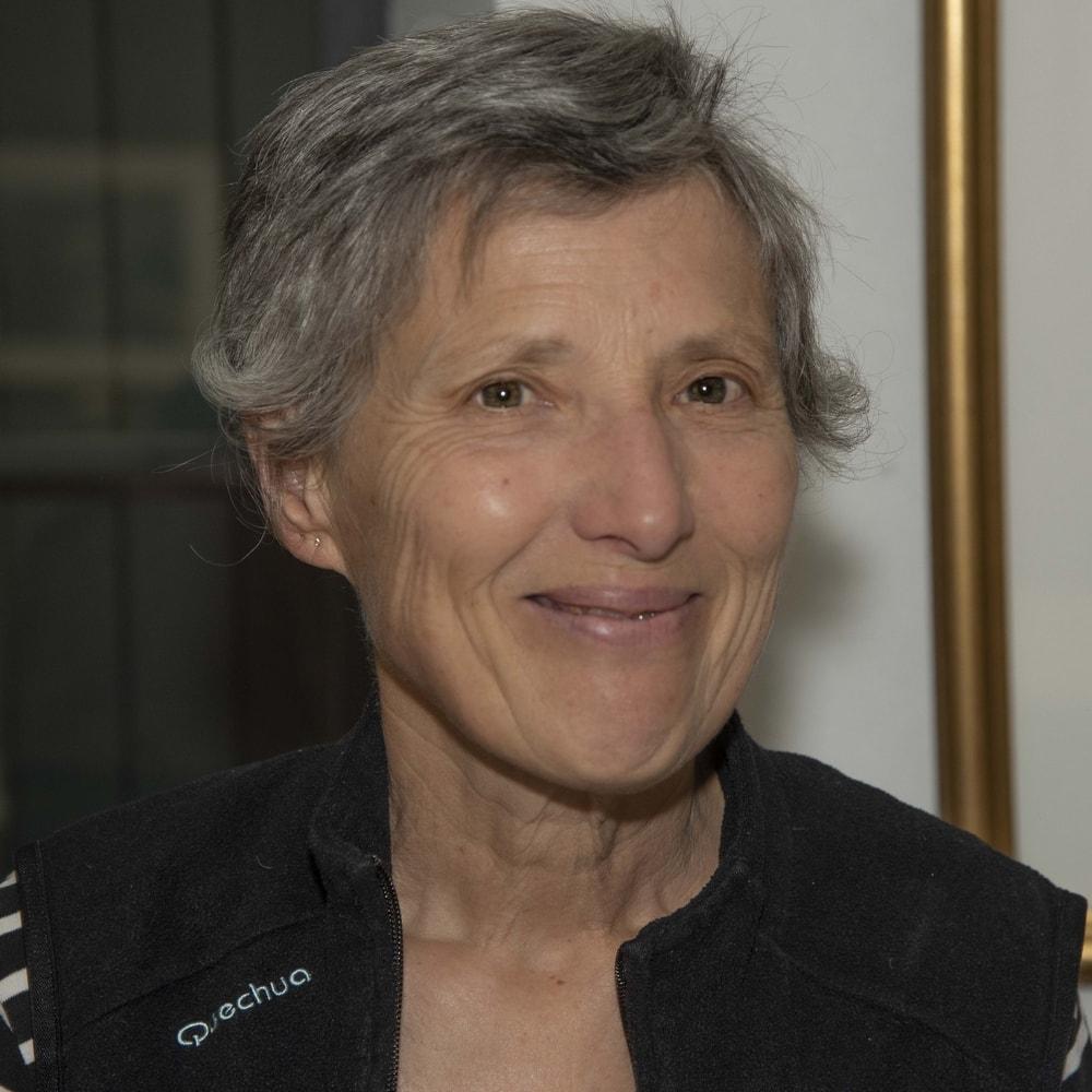 Francine DECAVELE - Secrétaire du CDRP09 et membre des Isards de la Barguillère