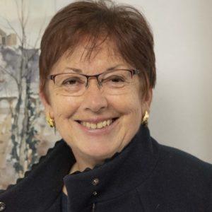 Gisèle CRASTRE - Trésorière du CDRP, en charge des animations CDRP09 et membre des Passejaïres de Varilhes