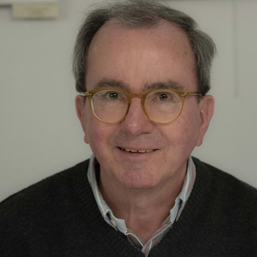 Jacques THEOLEYRE Président de la Rando de l'Aubo
