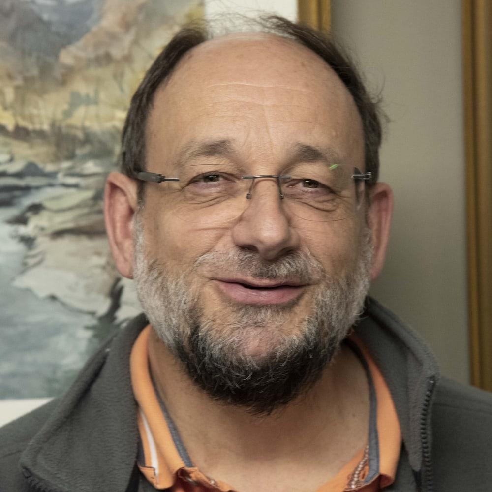 Jean-Louis LACANAL - Secrétaire adjoint du CDRP09 et membre des Isards de la Barguillère