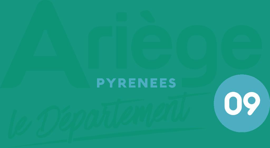 Logo Ariège Le Département