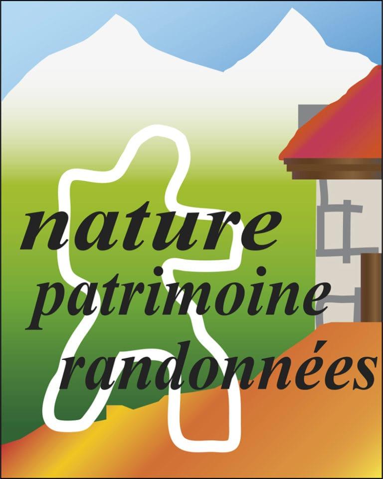 Logo Club Nature Patrimoine et Randonnée (NPR)