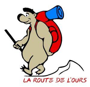 Logo Club la Route de l'ours
