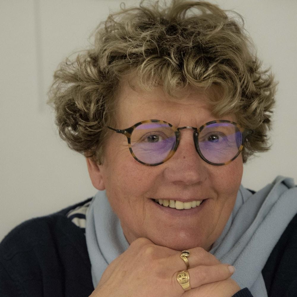 Martine GIOVAGNOLI Membre de La Rando de L'Aubo