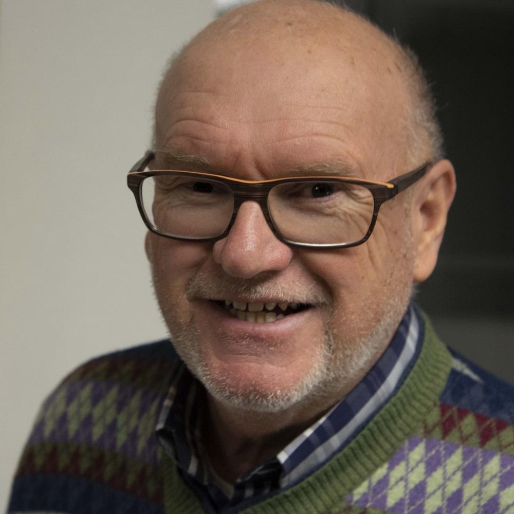 Pierre SEGUI Membre de Nature patrimoine et Randonnée