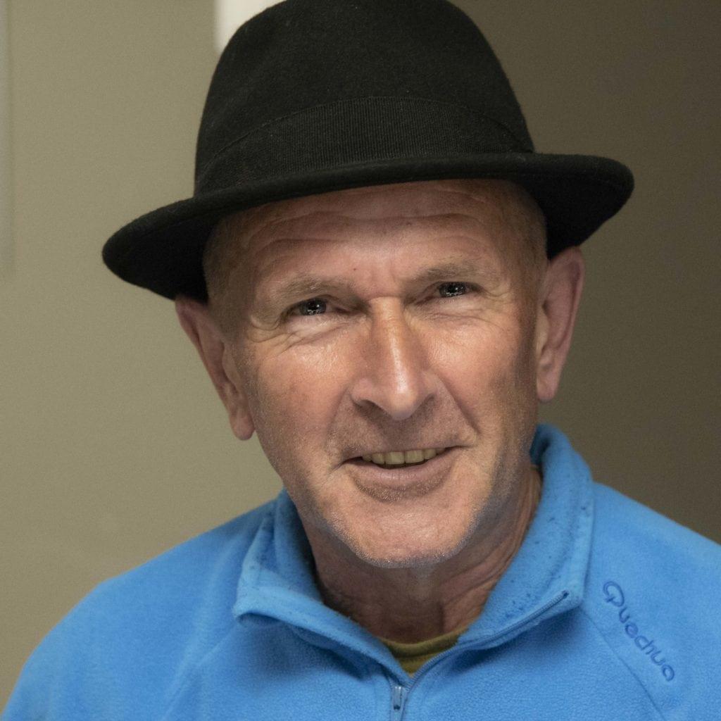 René LAGARDE Président des Montagnards tarasconnais