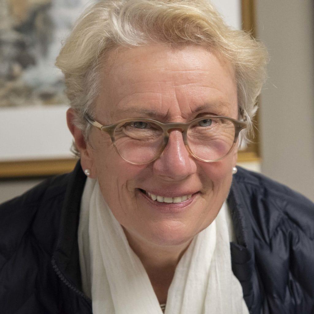 Véronique VERDEAU membre des Isards de la Barguillère
