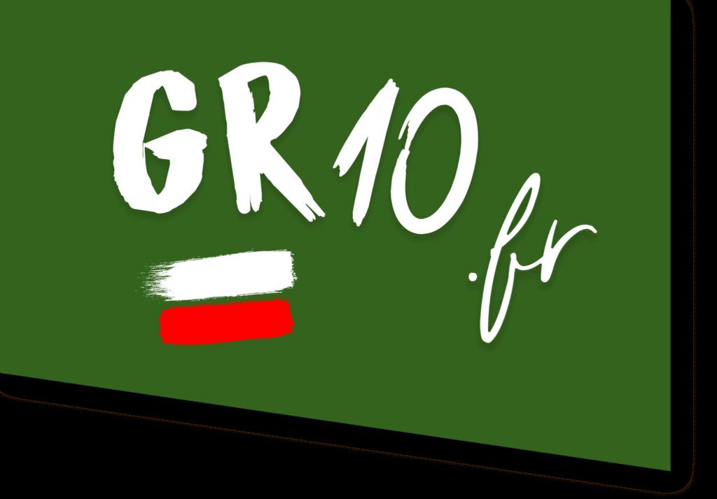 logo gr10.fr
