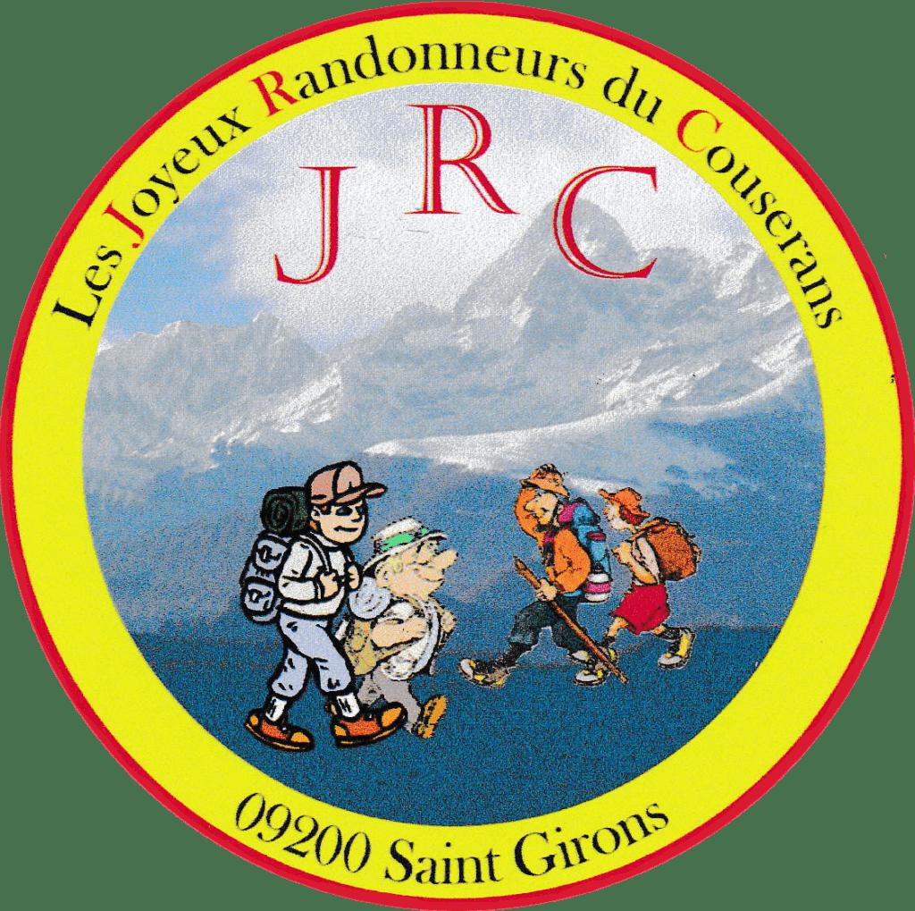 logo les joyeux randonneurs du couserans