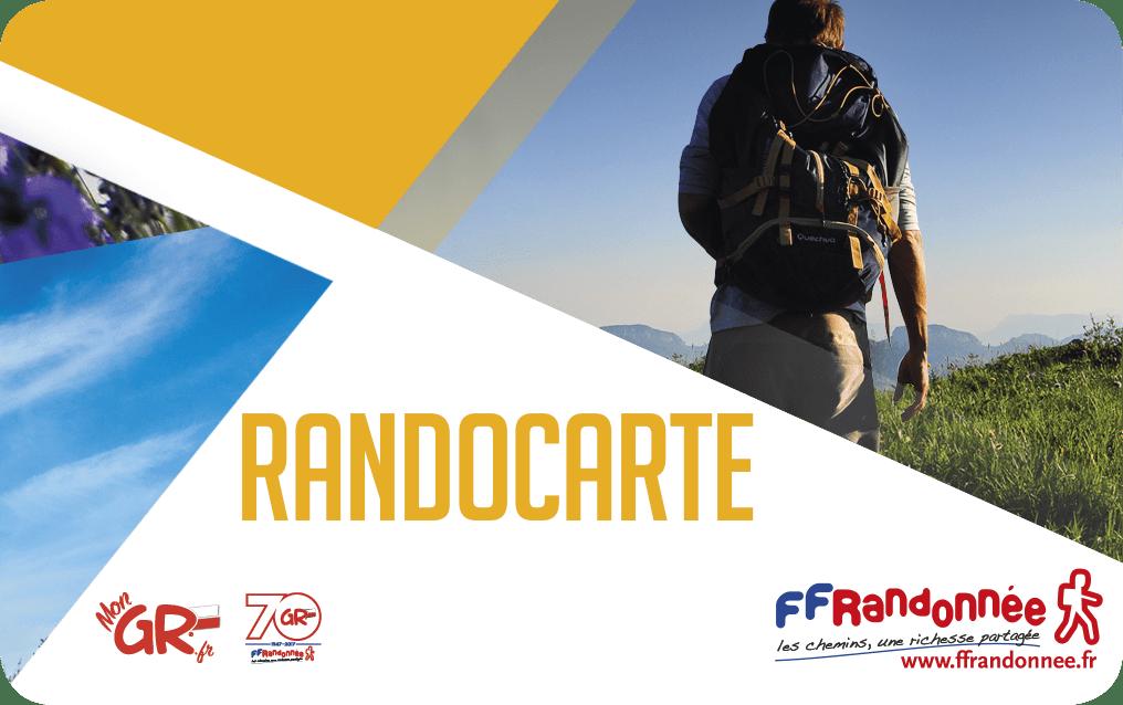 randocarte FFRandonnée