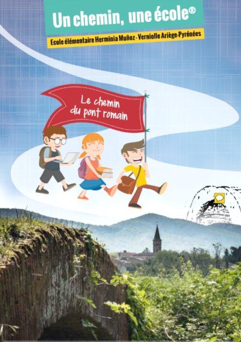 Topo Un chemin, une école® 2016 VERNIOLLE