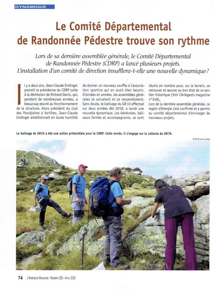 l'Ariégeois Magazine 2020